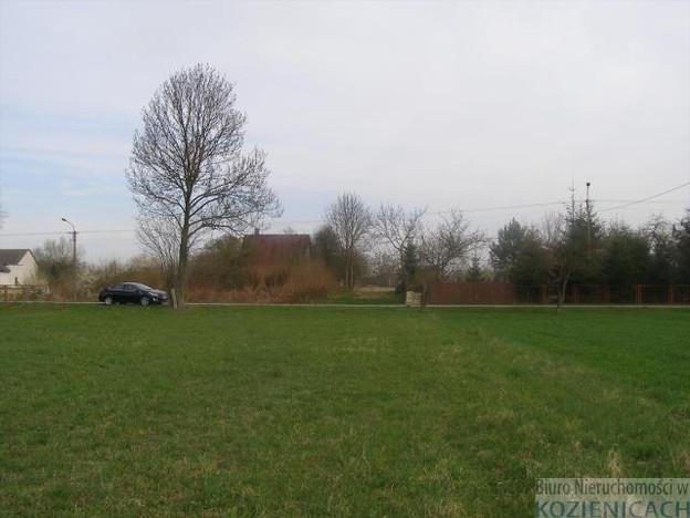 Morizon WP ogłoszenia   Działka na sprzedaż, Kozienice, 1400 m²   2522