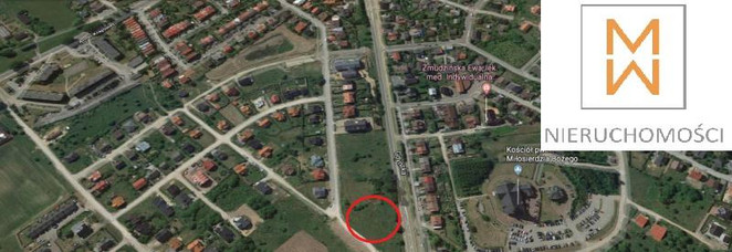 Morizon WP ogłoszenia | Działka na sprzedaż, Żukowo GDYŃSKA, 5533 m² | 3226