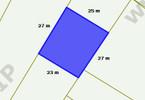 Morizon WP ogłoszenia | Działka na sprzedaż, Rybnik Zamysłów, 674 m² | 4172