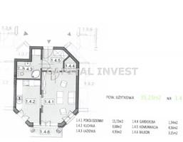 Morizon WP ogłoszenia | Kawalerka na sprzedaż, Bielsko-Biała, 35 m² | 4585