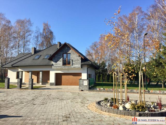 Morizon WP ogłoszenia | Dom w inwestycji Park Brzozowy, Biskupice (gm.), 240 m² | 0476