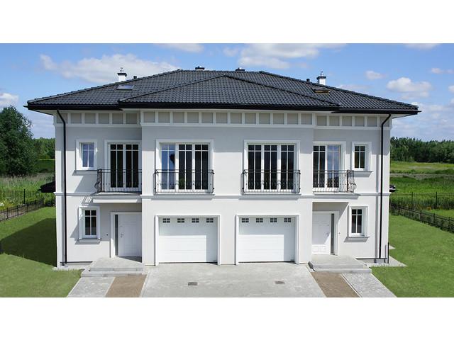 Morizon WP ogłoszenia   Dom w inwestycji Villa Moderna, Pęcice Małe, 166 m²   2737