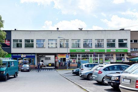 Biuro na sprzedaż <span>Sanocki, Sanok, Traugutta</span>