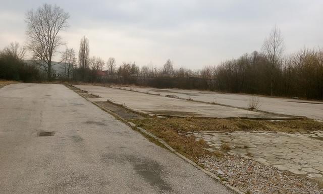 Działka do wynajęcia <span>Kraków, Podgórze, Przewóz, Saska</span>