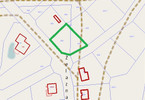 Morizon WP ogłoszenia | Działka na sprzedaż, Biskupiec Żelazna, 849 m² | 5357