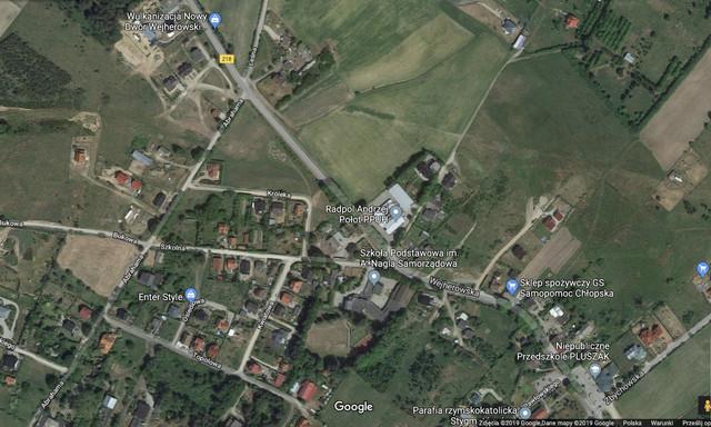 Działka na sprzedaż <span>Wejherowski (pow.), Wejherowo (gm.), Nowy Dwór Wejherowski, Wejherowska</span>