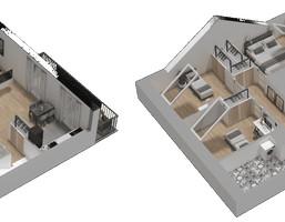 Morizon WP ogłoszenia | Mieszkanie w inwestycji KW51, Kraków, 85 m² | 1255