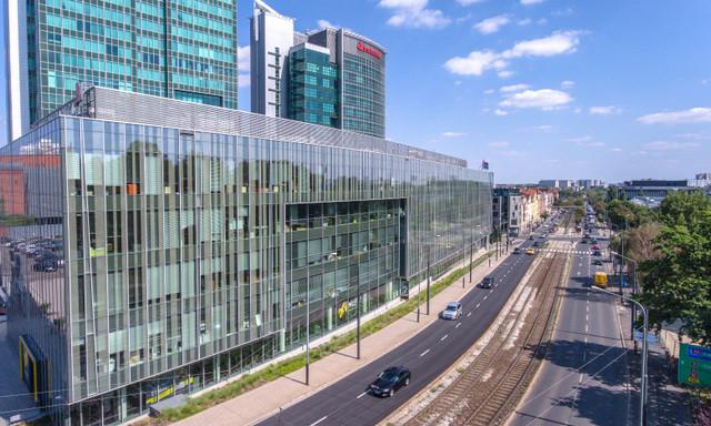 Biuro do wynajęcia <span>Poznań, Wilda, Poznań-Wilda, Plac Andersa </span>