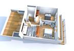 Morizon WP ogłoszenia | Mieszkanie na sprzedaż, Warszawa Mokotów, 90 m² | 8666