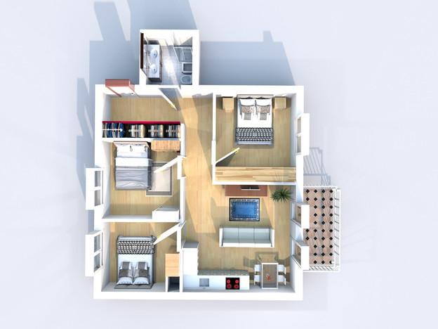Morizon WP ogłoszenia | Mieszkanie na sprzedaż, Pruszków, 66 m² | 0912