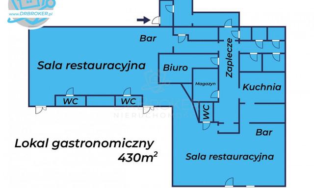 Lokal gastronomiczny do wynajęcia <span>Białystok, Centrum</span>