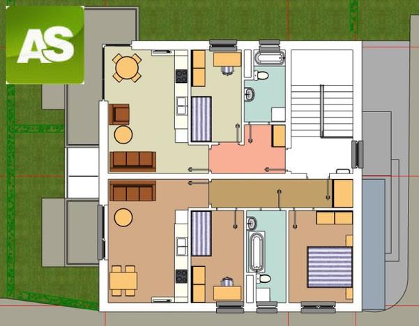 Morizon WP ogłoszenia | Mieszkanie na sprzedaż, Gliwice Sośnica, 40 m² | 2876