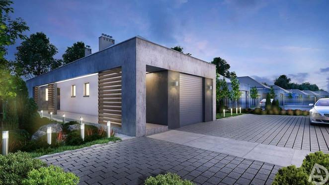 Morizon WP ogłoszenia | Dom w inwestycji OSIEDLE AURA, Świlcza, 98 m² | 6226