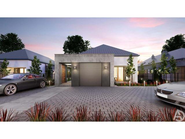 Morizon WP ogłoszenia | Dom w inwestycji OSIEDLE AURA, Świlcza, 130 m² | 6228