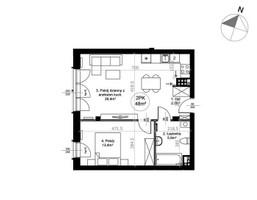 Morizon WP ogłoszenia | Mieszkanie na sprzedaż, Łódź Górna, 48 m² | 3527