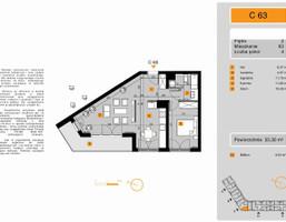 Morizon WP ogłoszenia | Mieszkanie na sprzedaż, Kraków Grzegórzki, 56 m² | 3866
