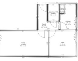 Morizon WP ogłoszenia | Mieszkanie na sprzedaż, Gdynia Chylonia, 46 m² | 6398