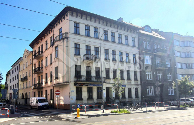 Morizon WP ogłoszenia | Kawalerka na sprzedaż, Kraków Łobzów, 34 m² | 8640