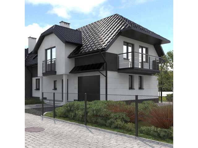 Morizon WP ogłoszenia   Dom w inwestycji Bogucianka, Kraków, 156 m²   1315