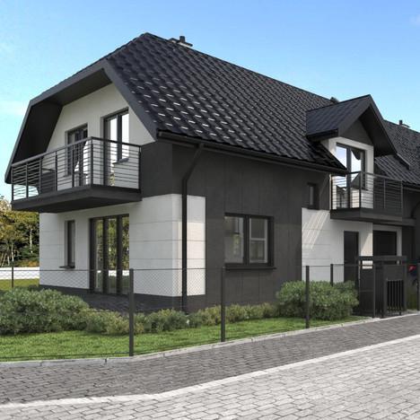 Morizon WP ogłoszenia | Dom w inwestycji Bogucianka, Kraków, 149 m² | 1309