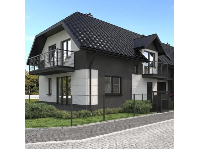 Morizon WP ogłoszenia   Dom w inwestycji Bogucianka, Kraków, 149 m²   1307
