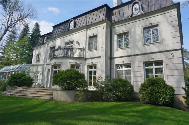 Morizon WP ogłoszenia | Dom na sprzedaż, Konstancin-Jeziorna, 1000 m² | 6935