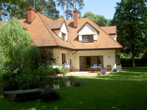 Morizon WP ogłoszenia   Dom na sprzedaż, Konstancin-Jeziorna Środkowa, 460 m²   6954