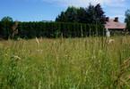 Morizon WP ogłoszenia | Działka na sprzedaż, Konstancin-Jeziorna Słoneczna, 836 m² | 0639