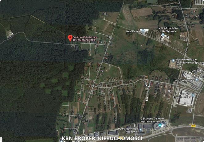 Morizon WP ogłoszenia | Działka na sprzedaż, Tajęcina, 823 m² | 2708