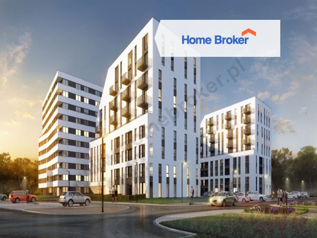 Morizon WP ogłoszenia | Mieszkanie na sprzedaż, Kraków Mistrzejowice, 48 m² | 2713