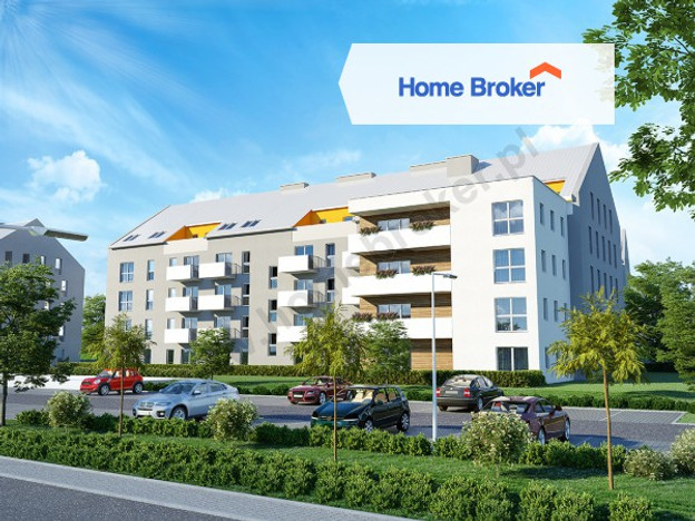 Morizon WP ogłoszenia | Mieszkanie na sprzedaż, Wieliczka Bolesława Chrobrego, 42 m² | 5157