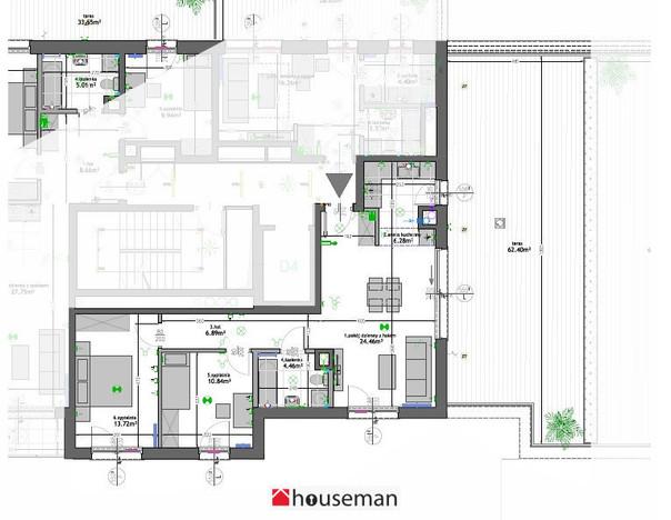 Morizon WP ogłoszenia   Mieszkanie na sprzedaż, Wrocław Os. Stare Miasto, 67 m²   2935