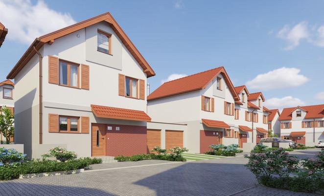Morizon WP ogłoszenia | Dom w inwestycji Osiedle Bocian, Zgorzała, 96 m² | 0314