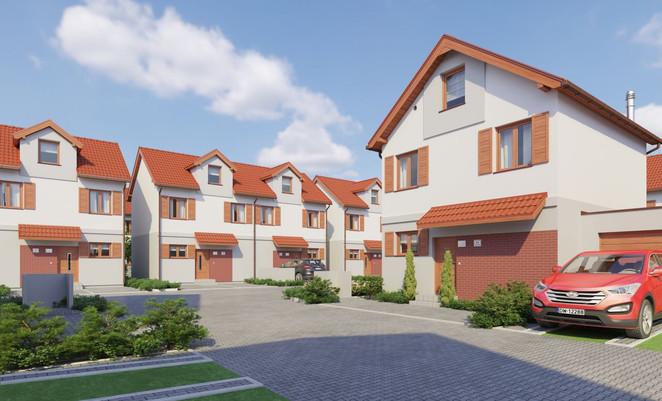 Morizon WP ogłoszenia | Dom w inwestycji Osiedle Bocian, Zgorzała, 73 m² | 0264
