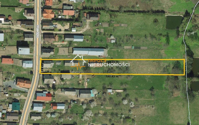 Morizon WP ogłoszenia | Działka na sprzedaż, Białystok Dojlidy Górne, 3617 m² | 6700