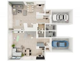 Morizon WP ogłoszenia | Dom w inwestycji Osada Borkowo, Borkowo, 154 m² | 5027