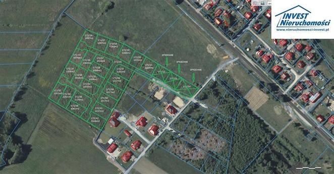 Morizon WP ogłoszenia   Działka na sprzedaż, Manowo, 1178 m²   9158