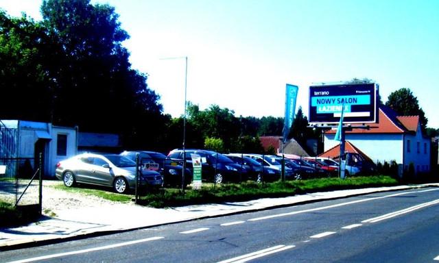 Handlowo-usługowy na sprzedaż <span>Zielona Góra, Chynów</span>