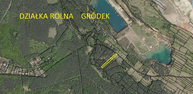 Morizon WP ogłoszenia   Działka na sprzedaż, Jaworzno Ciężkowice, 1644 m²   3330