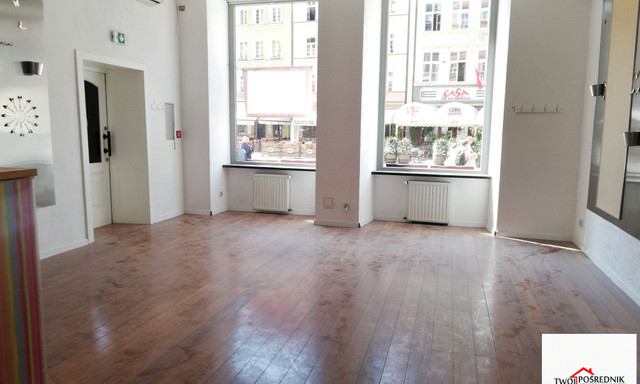 Lokal użytkowy do wynajęcia <span>Wrocław, Stare Miasto, Os. Stare Miasto, Rynek</span>