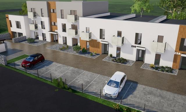 Mieszkanie na sprzedaż <span>Rybnik, Niedobczyce, Leszczyńskiego</span>