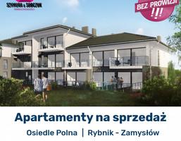 Morizon WP ogłoszenia | Mieszkanie na sprzedaż, Rybnik Zamysłów, 62 m² | 5738
