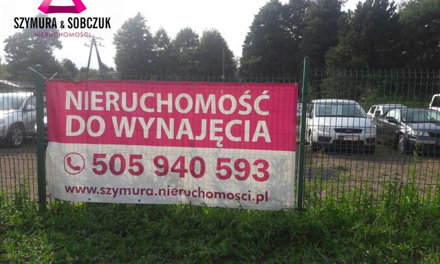 Działka do wynajęcia <span>Rybnik, Zamysłów, Wodzisławska</span>
