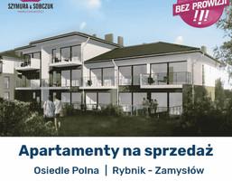 Morizon WP ogłoszenia | Mieszkanie na sprzedaż, Rybnik Zamysłów, 55 m² | 0235