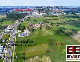 Morizon WP ogłoszenia   Działka na sprzedaż, Koszalin Gnieźnieńska, 23623 m²   4052
