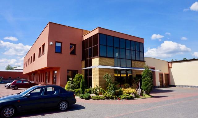 Centrum dystrybucyjne na sprzedaż <span>Płock, Przemysłowa</span>