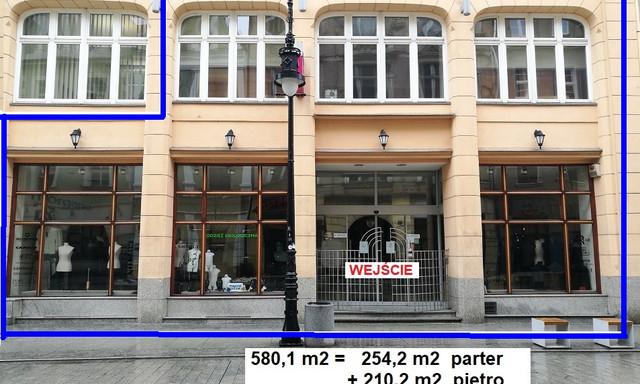 Lokal handlowy do wynajęcia <span>Poznań, Stare Miasto, Stary Rynek, Wrocławska</span>