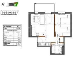 Morizon WP ogłoszenia | Mieszkanie na sprzedaż, Wrocław Fabryczna, 47 m² | 3080
