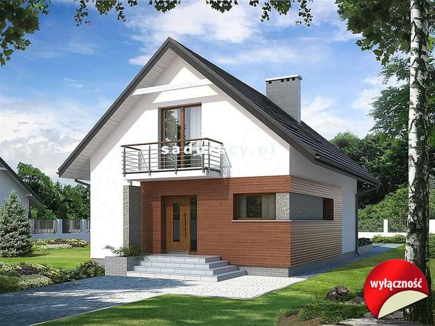 Morizon WP ogłoszenia | Dom na sprzedaż, Kocmyrzów-Luborzyca Soczyny, 105 m² | 0774