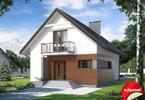 Morizon WP ogłoszenia | Dom na sprzedaż, Dojazdów Jarzębinowa, 105 m² | 3783